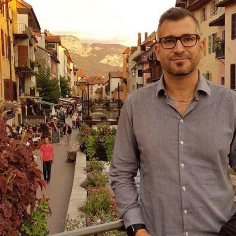 Balázs, 38 éves társkereső férfi - Budapest